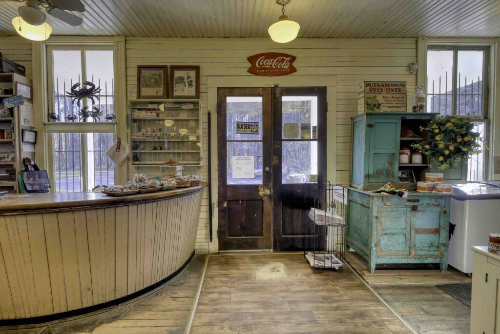 Nuttal's Country Story in Gloucester, Virginia